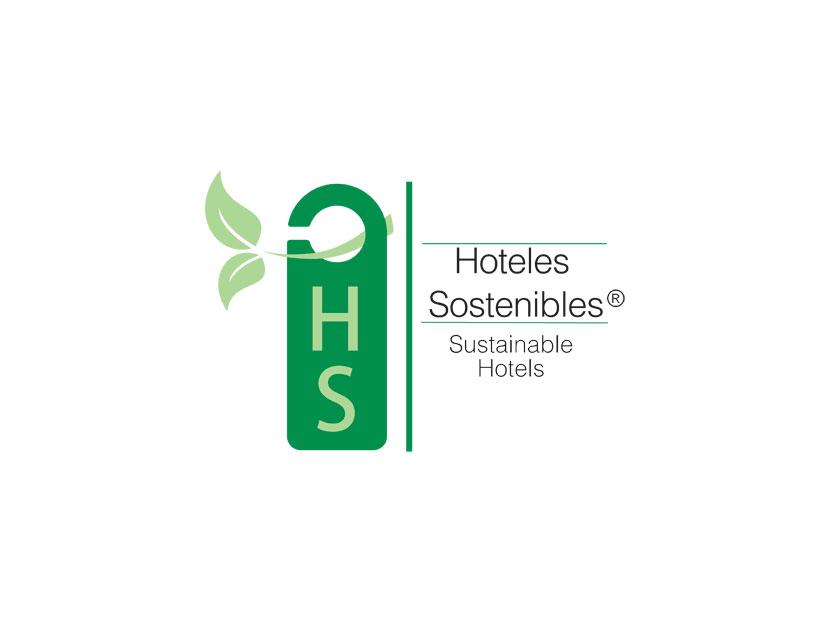 Logo de Hoteles sostenibles