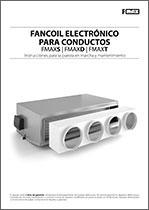 folleto instrucciones FMAX 2018